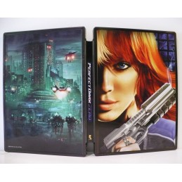 Perfect Dark Zero Steelbook
