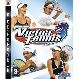 Virtua Tennis 3