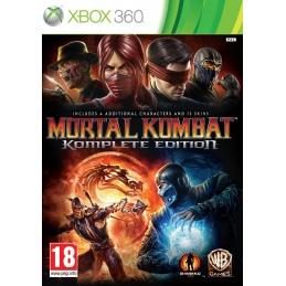 Mortal Kombat [Komplete...