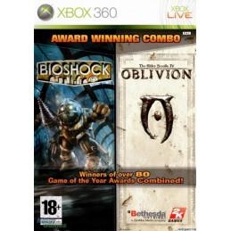 Bioshock and Oblivion