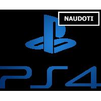 Naudoti PS4 žaidimai